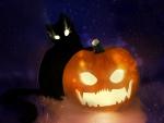 Halloween Spooky Kitty