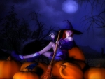 ★Pumpkin Witch★