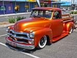 lowered 1954 Chevy Pickup