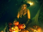 ★Witch Pumpkins★