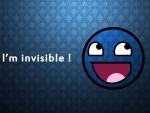 i am invisible