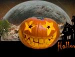 Fantasy Halloween Pumpkin Smile