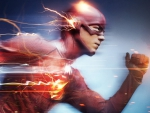 Barry Allen as the FLASH
