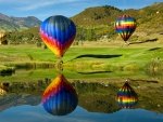 ballooning reflection
