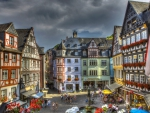 German Cityscape - hdr