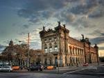 Barcelona Cityscape - hdr