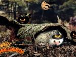 Cute Halloween Hedgehodge