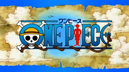 One Piece - one piece logo, anime, one piece icon, manga, pirate, one piece