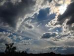 October Clouds in 3D