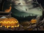 Spooky Halloween Eve
