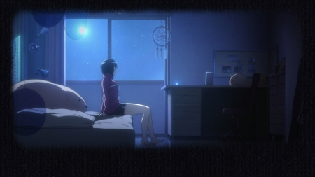 Lonely Night Other Anime Background Wallpapers On Desktop Nexus