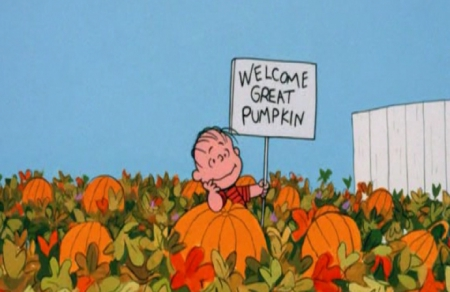 Linus Waiting For The Great Pumpkin - Fantasy & Abstract ...
