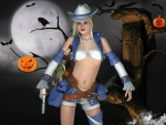 Halloween Cowgirl