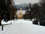 Austrian Winter Landscape