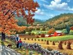 Autumn Memories f1