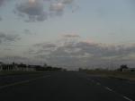 Clouds in the retun.