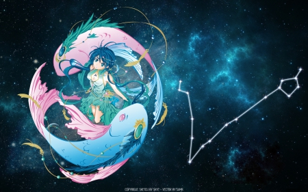 Pisces Other Anime Background Wallpapers On Desktop Nexus Image