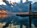 Stone Lighthouse
