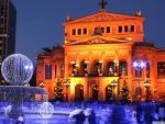 Old Opera in Frankfurt am Main