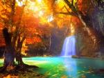 ★Cool Waterfall★