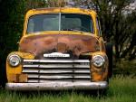 Old Chevrolet Pickup Truck