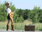 Traveling Cowgirl