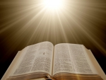 Bible light rays