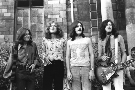 Led Zeppelin - Music & Entertainment Background Wallpapers
