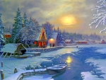 ★Winter on the Lake★