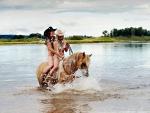 Cowgirl Frolic