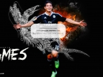 James Rodriguez Real Madrid Wallpaper