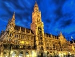 Munich, Germany - hdr
