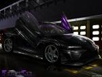 Mitsubishi Eclipse turner car