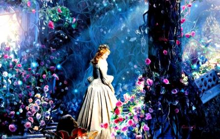 La Belle Et La Bete 2014 Oil Painting Movies
