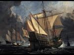 Sail ships