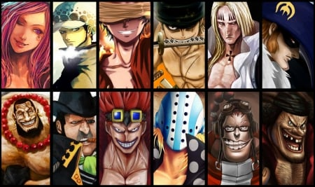 The Worst Generation One Piece Wallpapers And Images Desktop