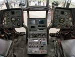 Mil Mi-8MTV-1 Cockpit