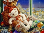 ★Christmas Molly & Sugar Bear★