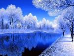 ★Blue Lake Reflections★