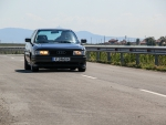 Audi 80 Sport Edition with sport suspension