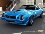 Chevy Camaro'79