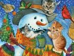 Kitten Cuddles F2mp
