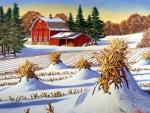 Late Autumn Snow