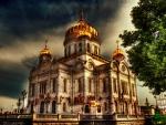 Beautiful Church - hdr