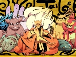 tailed beasts