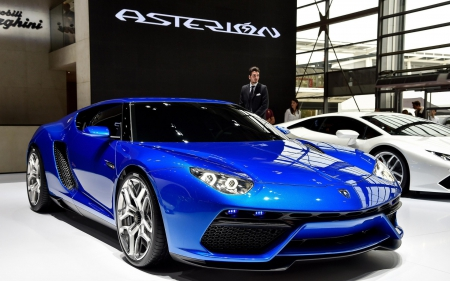 2015 lamborghini asterion hybrid - lamborghini & cars background