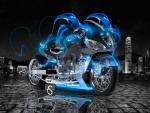 Suzuki hayabusa my motorcicle