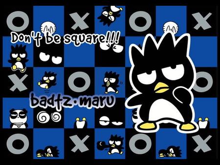 badtz maru desktop