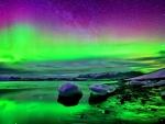 AURORA form NORTHERN ICELAND