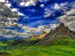 Passo di Falzarego_(Italy)